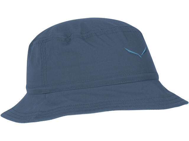 SALEWA Sun Protect Brimmed K Cap dark denim/allover